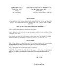 Quyết định số 3305/QĐ-CT