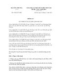 Thông tư số 41/2012/TT-BCT