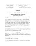 Nghị quyết số 76/2012/NQ-HĐND