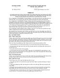 Thông tư số 44/2012/TT-BCT
