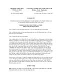 Nghị quyết số 62/2012/NQ-HĐND