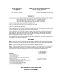 Thông tư số 24/2012/TT-BTNMT