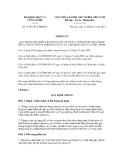 Thông tư số 27/2012/TT-BKHCN
