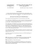 Quyết định số 2669/QĐ-UBND