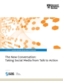 The New Conversation:   taking Social Media from talk to action