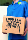 Food law inspections and your business