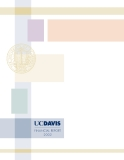 UCDAVIS FINANCIAL REPORT 2002