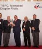 International Business Plan Event, 2013