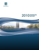 City of Hamilton  Financial Report 2010