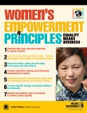 WOMEN'S EMPOWERMENT PRINCIPLES EQUALITY MEANS BUSINESS
