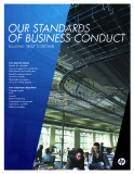 OUR STANDARDS   OF BUSINESS CONDUCT: BUILDING TRUST TOGETHER
