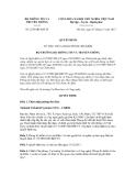 Quyết định số 2378/QĐ-BTTTT