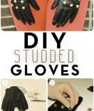 Gợi ý các kiểu găng tay đẹp - lạ - đáng yêu