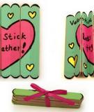 6 ý tưởng cho món quà tình yêu ngọt ngào ý nghĩa