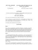 Quyết định số 1902/QĐ-TTg