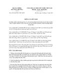 Thông tư liên tịch số 221/2012/TTLT-BTC-BCT