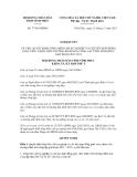 Nghị quyết số 77/NQ-HĐND