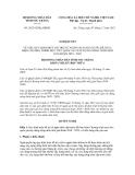 Nghị quyết số 26/2012/NQ-HĐND