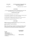 Quyết định số 3888/QĐ-BTP