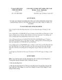 Quyết định số 3151/QĐ-UBND