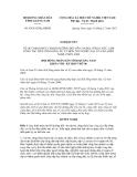 Nghị quyết số 69/2012/NQ-HĐND