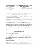 Thông tư liên tịch số 219/2012/TTLT-BTCBKHCN