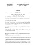 Nghị quyết số 24/2012/NQ-HĐND