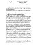 Thông tư số 222/2012/TT-BTC