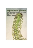 Aquarium Plants: Their Identification, Cultivation and Ecology