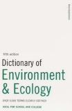 DICTIONARY OF ENVIRONMENT & ECOLOGY FIFTH EDITION