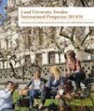 Lund University   International Master's Programme in Environmental Science (LUMES): Assessment of Efforts   to Solve the Water Pollution Problem   in Kaunas