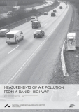 MEASUREMENTS OF AIR POLLUTION FROM A DANISH HIGHWAY