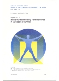 INDOOR AIR POLLUTION BY FORMALDEHYDE IN EUROPEAN COUNTRIES