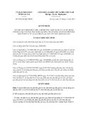 Quyết định số 49/2012/QĐ-UBND