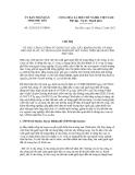 Chỉ thị số 32/2012/CT-UBND