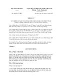 Thông tư số 40/2012/TT-BCT