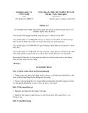 Thông tư số  26/2012/TT-BKHCN