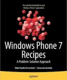 Windows Phone Recipes: A Problem Solution Approach