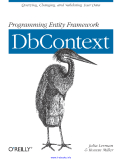 rogramming Entity Framework: DbContext