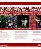 INDIGENOUS  KNOWLEDGE  FOR  DEVELOPMENT: A FRAMEWORK FOR ACTION