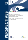 BEYOND MICROCREDIT: THE ROLE OF SAVINGS BANKS IN MICROFINANCE