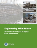 Engineering With Nature - Alternative Techniques to Riprap   Bank Stabilization