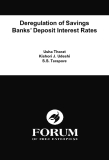 Deregulation of Savings  Banks' Deposit Interest Rates