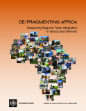 De-Fragmenting aFrica: Deepening Regional Trade Integration  in Goods and Services