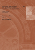 COLLATERAL, TYPE OF LENDER AND RELATIONSHIP BANKING AS DETERMINANTS OF CREDIT RISK