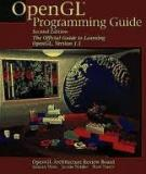 OpenGL Programming Guide Second Edition