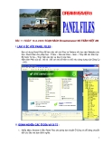 DREAMWEAVER 8 - Panel files