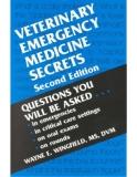 Veterinary Emergency Medicine Secrets - second edition