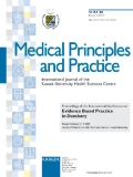 Proceedings of the International Conference on Evidence Based Practice in Dentistry