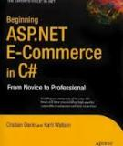 ASP.NET E-Commerce in C#